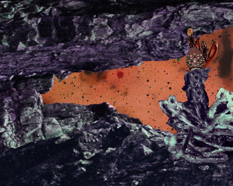 03 hotih pilnt  2012  collage on panel  40 x 50 cm